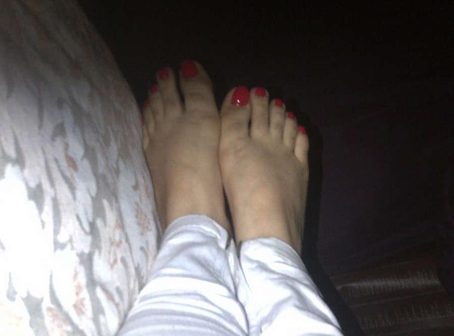 Piya Trivedi Feet