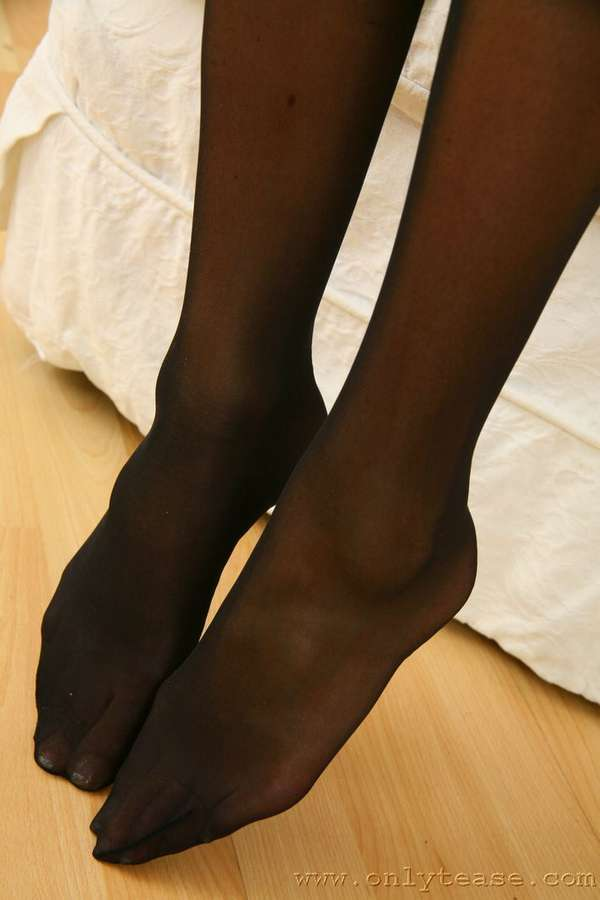 Aaliyah Johnson Feet