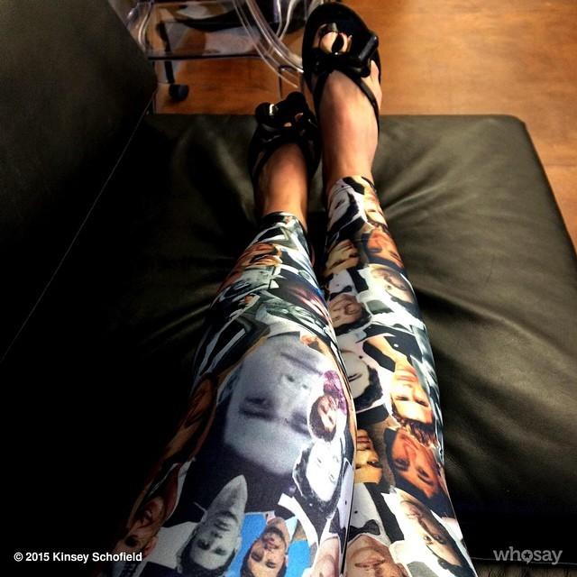 Kinsey Schofield Feet