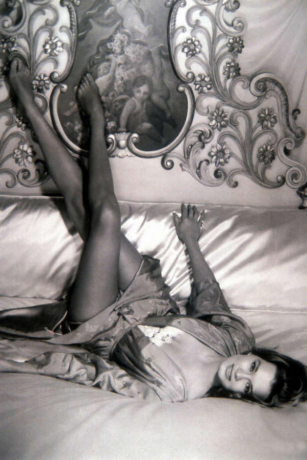 Angie Dickinson Feet