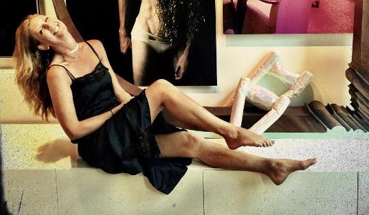 Rebecca Larson Feet