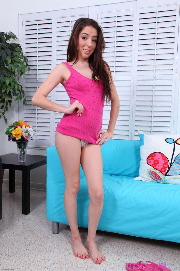 Allison Banks Feet