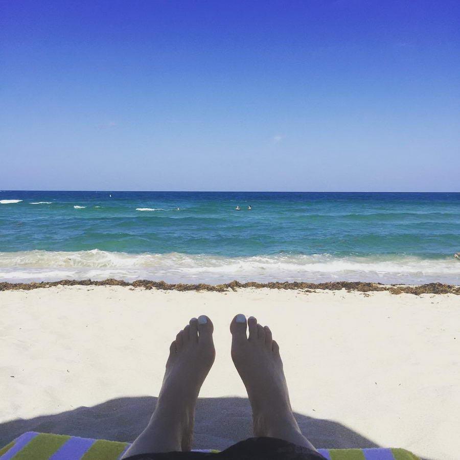 Alexis Krause Feet