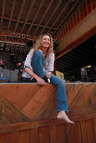 Dana Fuchs Feet