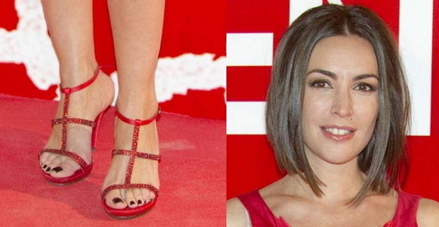 Maria Jose Besora Feet