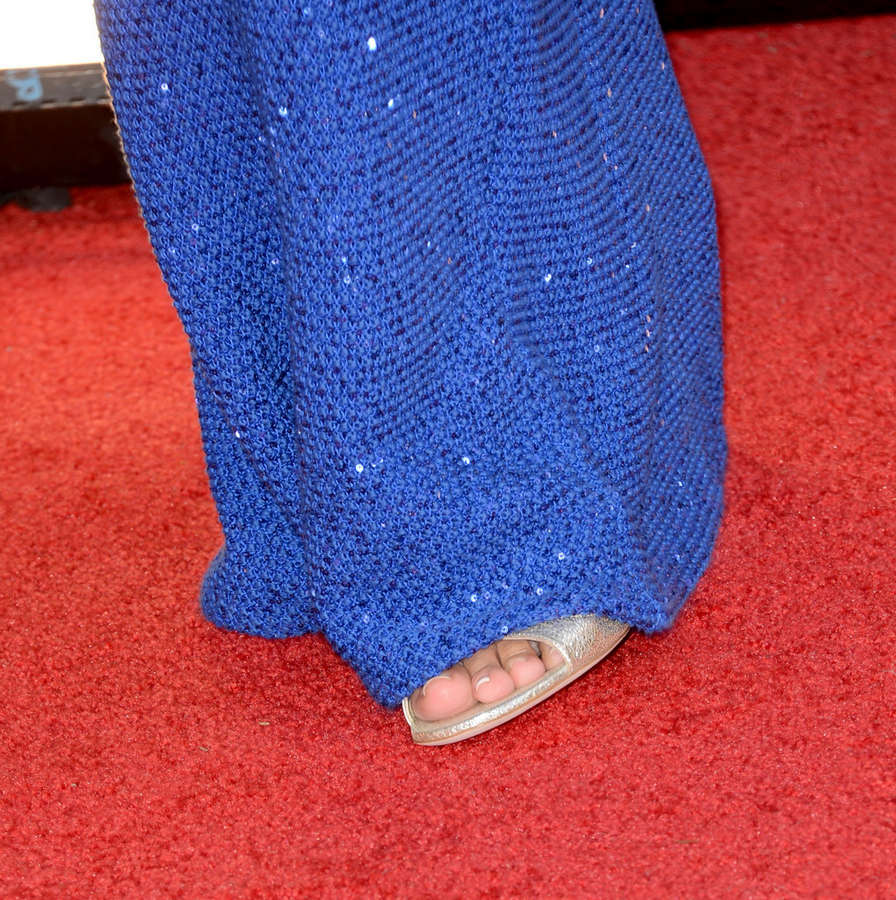 Nancy ODell Feet