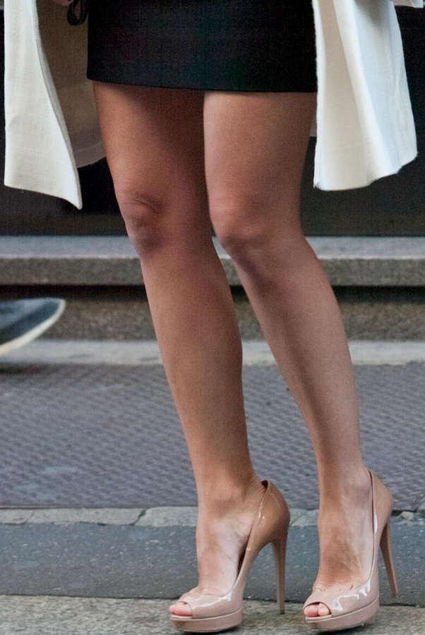 Barbara Berlusconi Feet