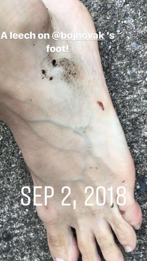 Bojana Novakovic Feet