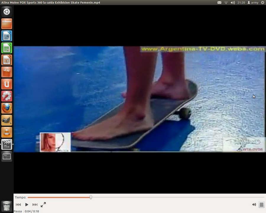 Alina Moine Feet