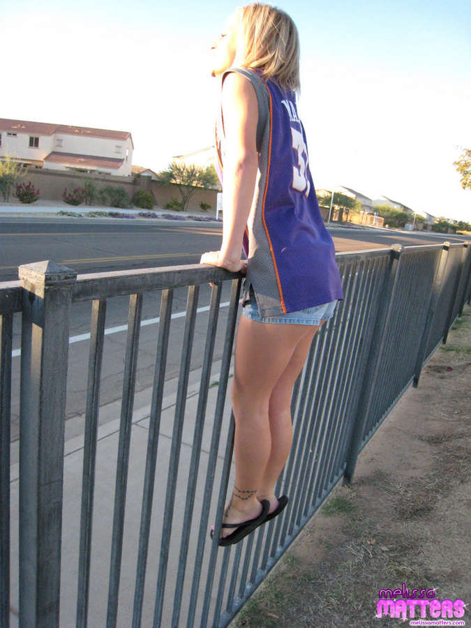 Melissa Matthews Feet