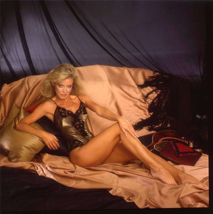 Donna Mills Playboy Nude