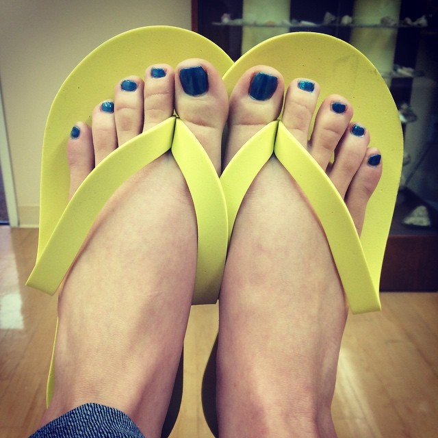 Jade Nyle Feet