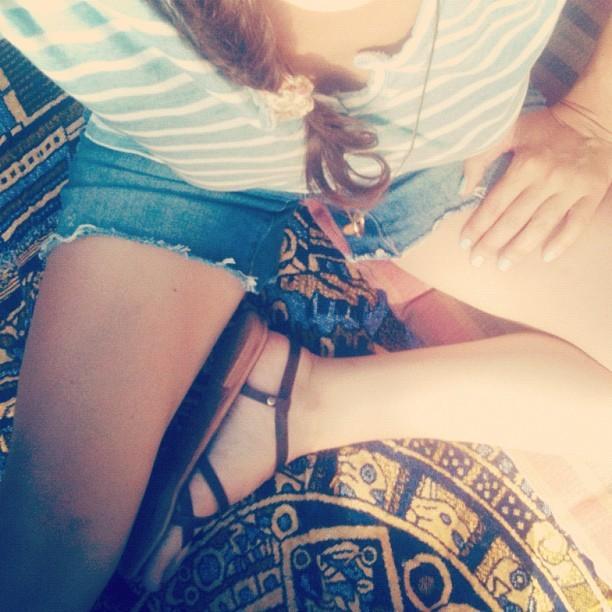 Karine Gonthier Hyndman Feet
