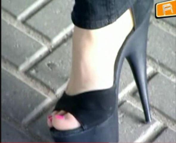 Kerli Feet
