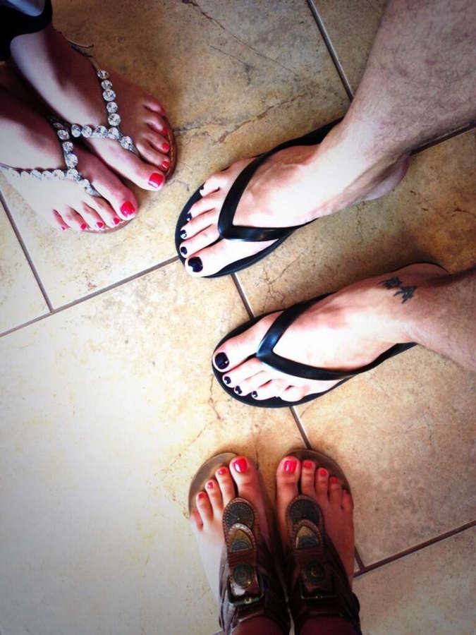 Victoria Wakile Feet