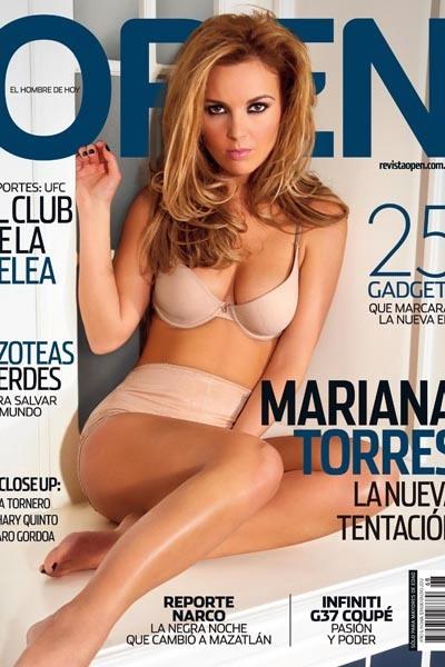 Mariana Torres Feet
