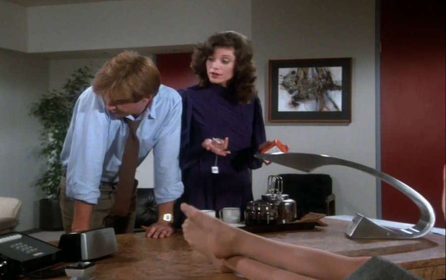 Stephanie Zimbalist Feet