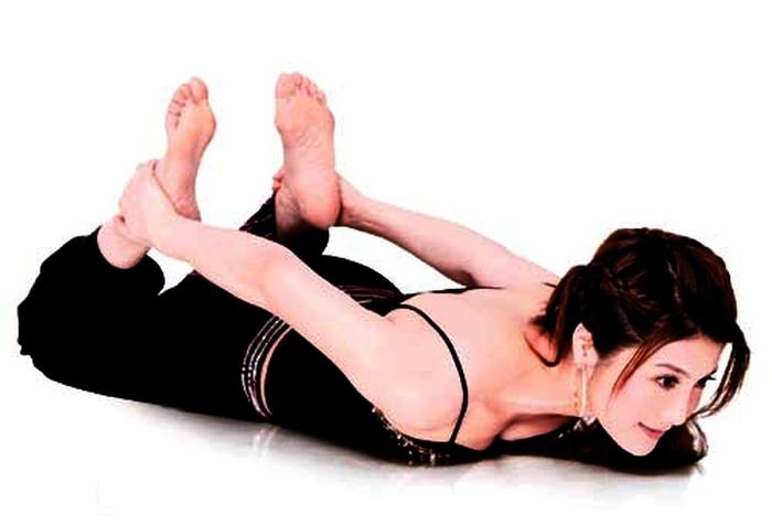 Cynthia Khan Feet