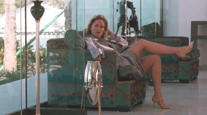 Sharon Stone Feet
