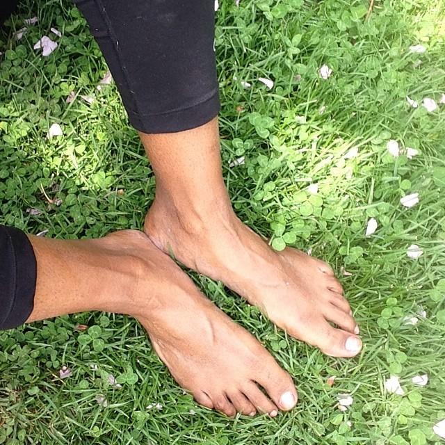 Chloe Hilliard Feet