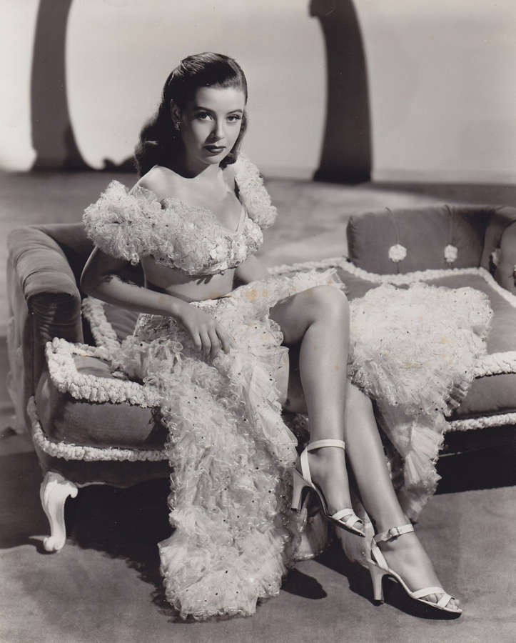 Gloria DeHaven Feet