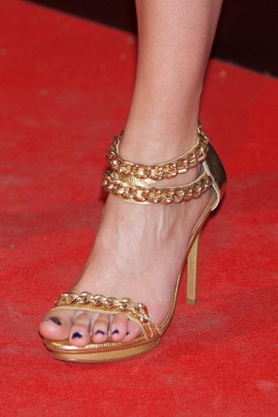 Marina Jamieson Feet