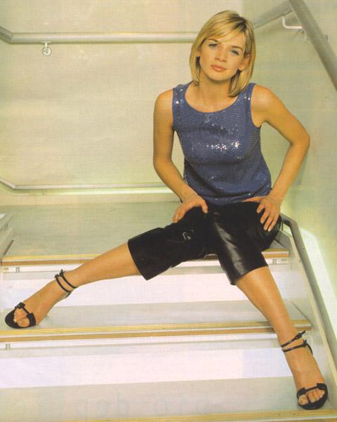 Zoe Ball Feet