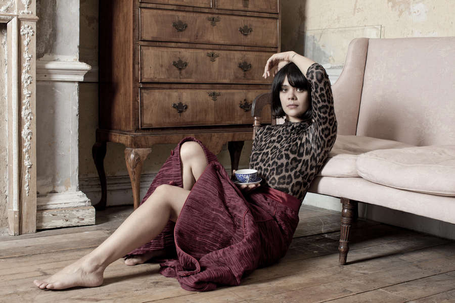 Bat For Lashes Feet