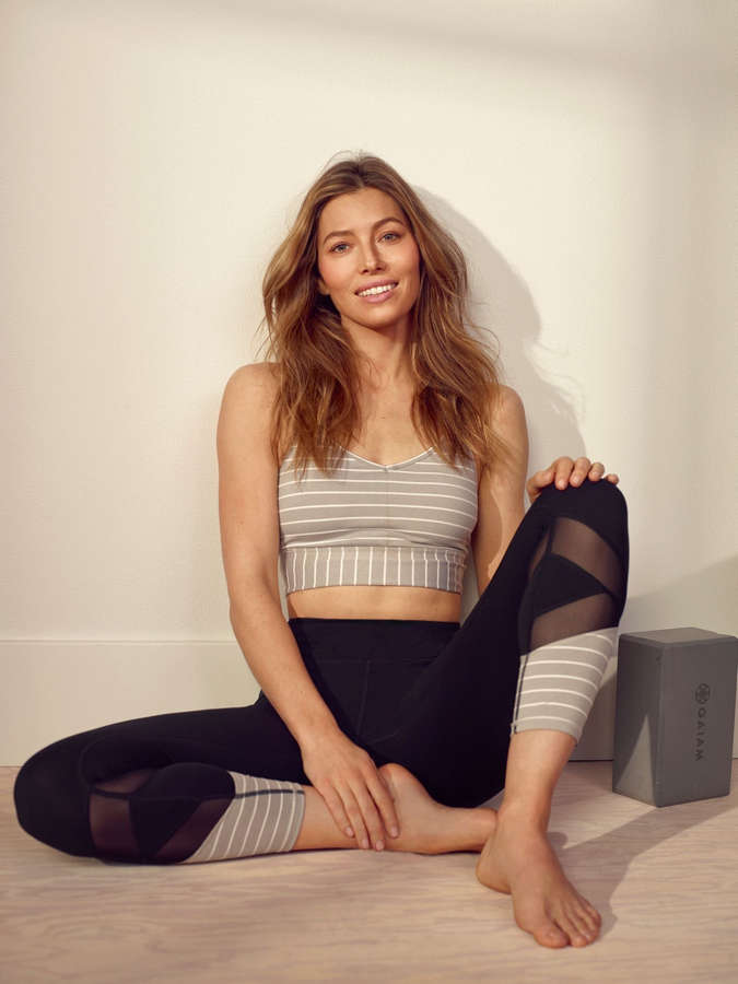 Jessica Biel Feet