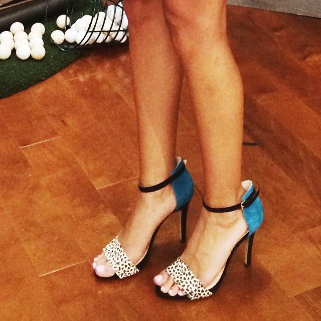 Bailey Mosier Feet