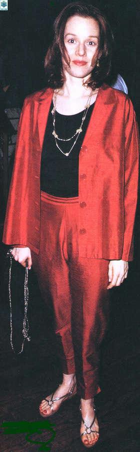 Penelope Ann Miller Feet