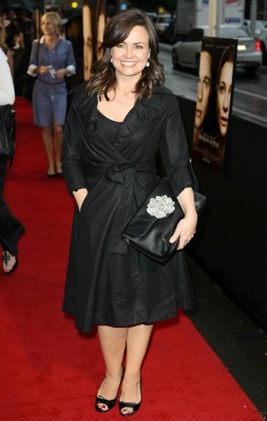 Lisa Wilkinson Feet