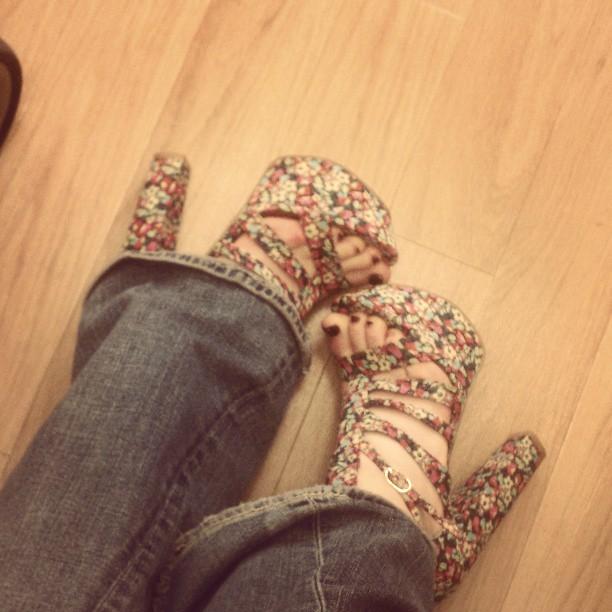 Carrie Jo Crosby Feet