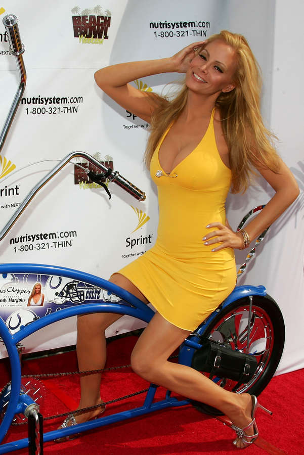 Cindy Margolis Feet