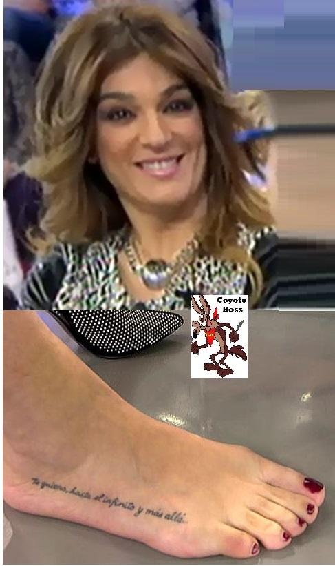 Raquel Bollo Feet