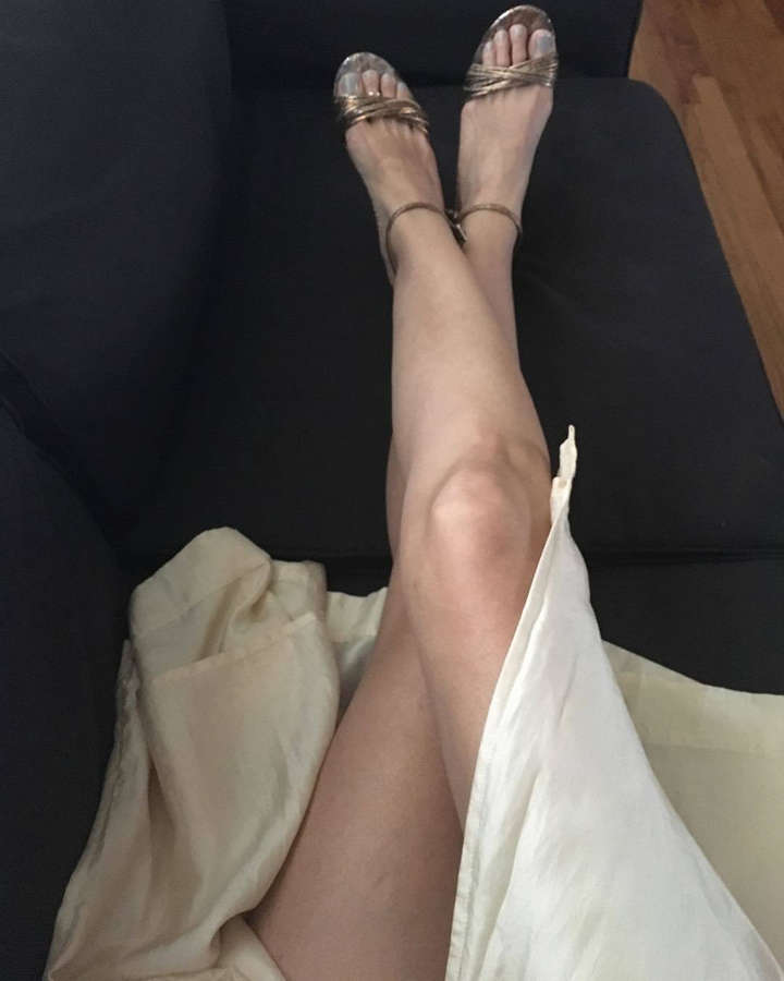Claudine Penedo Feet