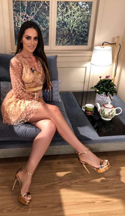 Maria Antona Feet