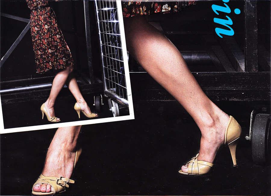 Maya Karin Feet