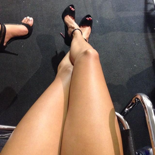 Daniela Braga Feet