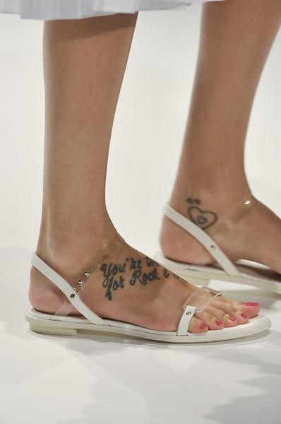 Amanda Kendrick Feet