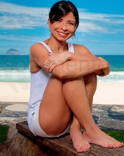 Ana Lima Feet