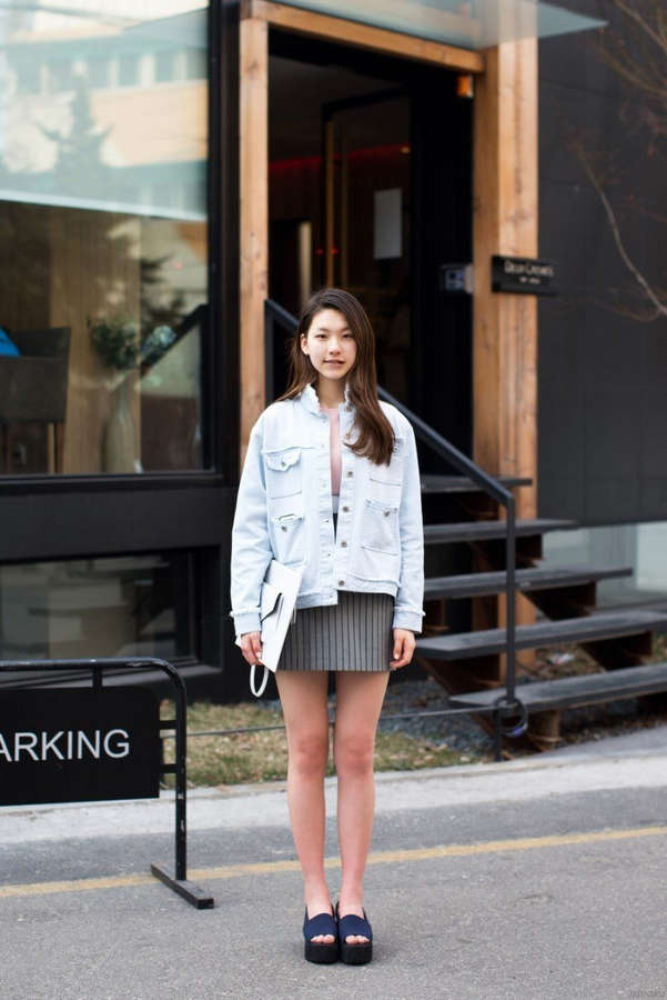 Jin Kyung Kim Feet