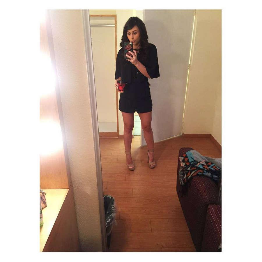 Zuria Vega Feet
