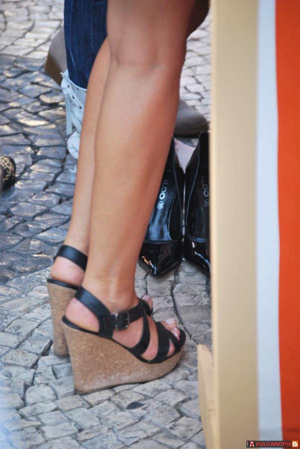 Rita Andrade Feet