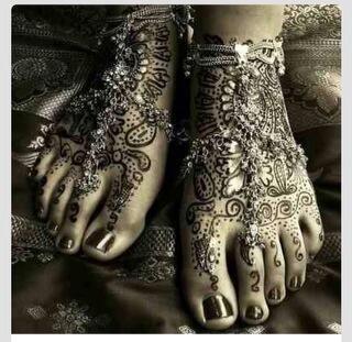 Cordelia Bugeja Feet