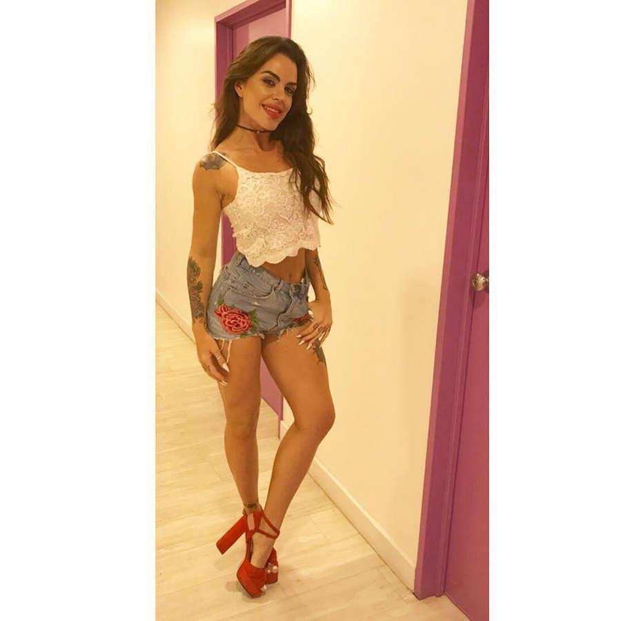 Sofia Clerici Feet