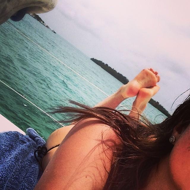 Brenda Asnicar Feet