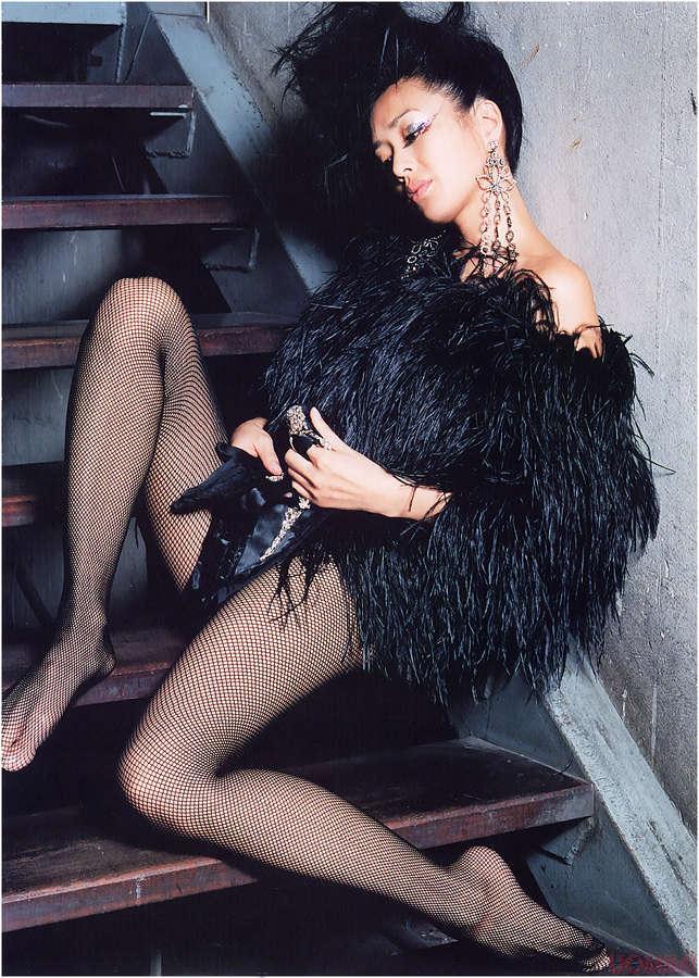 Christy Chung Feet