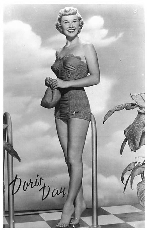 Doris day topless — pic 3