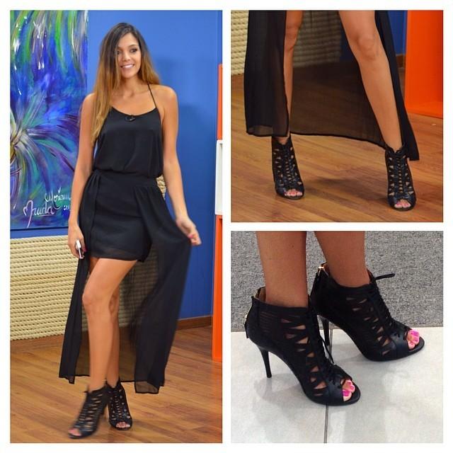 Maria Laura Quintero Feet